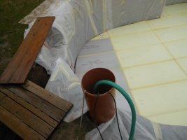 Odvodňovací (čerpací) šachta
