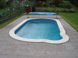 Plastový bazén 8