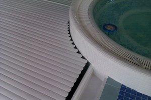 Bazénová lamela