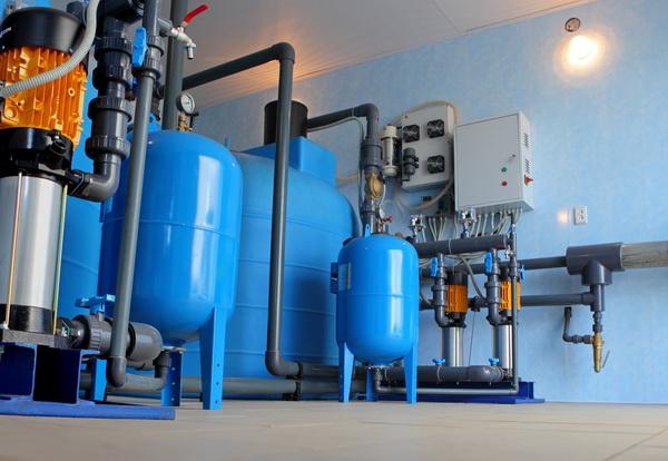 Technologie a úprava vody