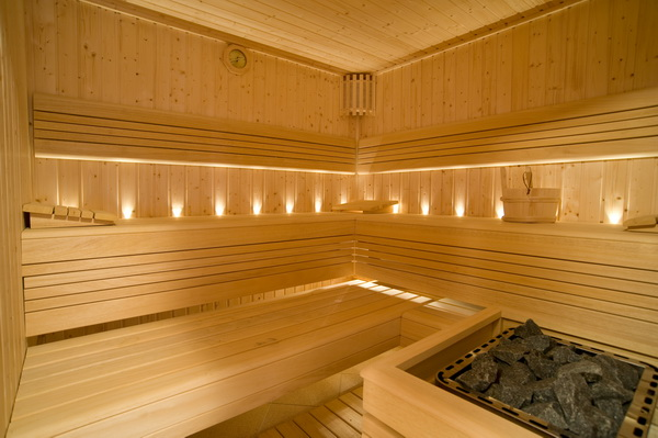 Dřevěné prohřívárny