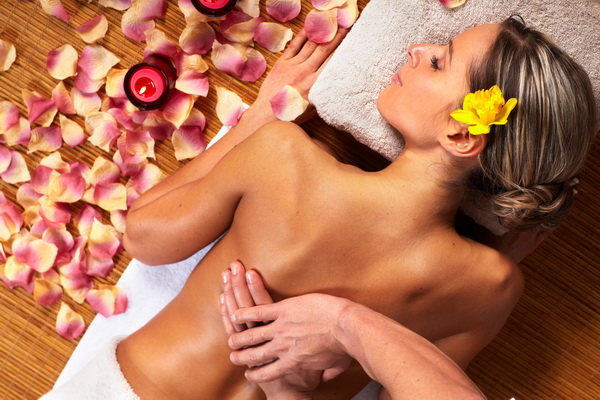 Relaxační a masážní prvky
